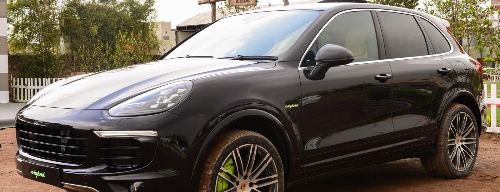 Porsche Test Ride Event in Lahore