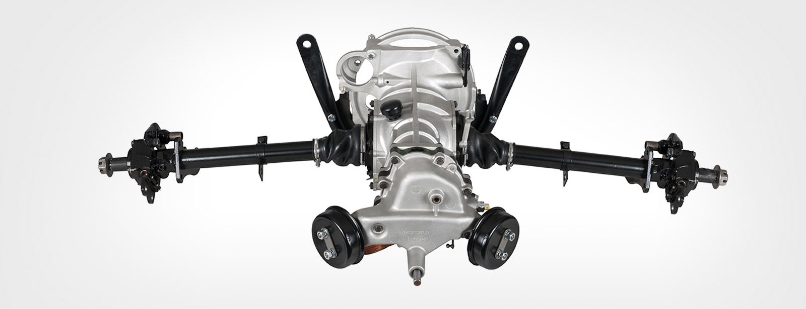 Porsche - Transmission - Completion