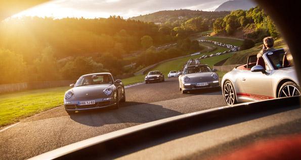 Porsche - Galerie