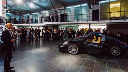 Porsche Беларусь 10 лет!
