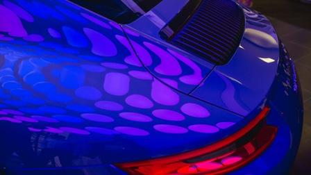 Porsche представил в Минске обновленную модель Porsche 911