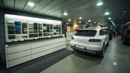 Porsche Centar Sarajevo