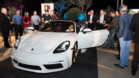 Porsche Centre Malta