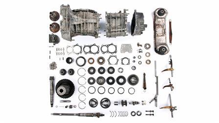 Porsche - Transmission