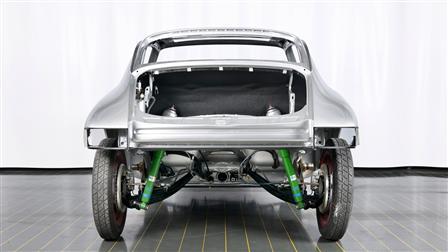 Porsche - CDPB and paint finish