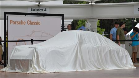 Porsche - Remise au gagnant