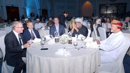 Porsche Centre Oman launches the new Panamera in Muscat