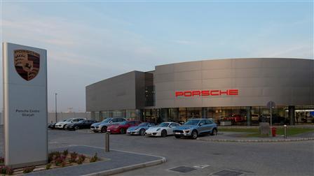 Porsche Centre Sharjah