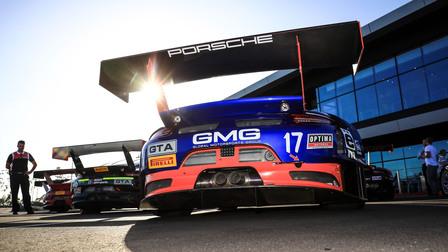 Porsche GP Long Beach