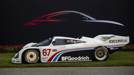 Porsche Monterey Car Week