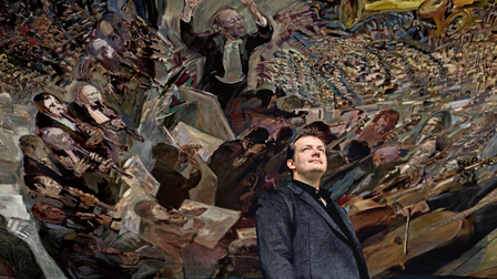 Andris Nelsons, designated conductor of the Gewandhaus Orchester