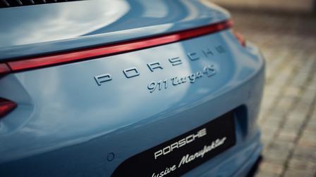 Porsche Originalité