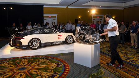 Porsche Launch 911 GT3 Cup