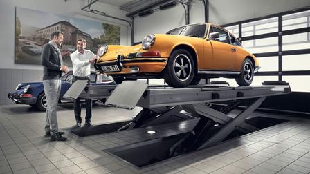 Porsche Classic Partner