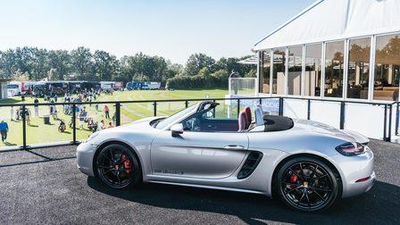 Porsche Golf