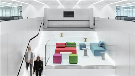 staircase, design studio