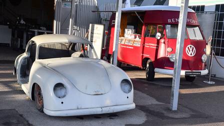 Porsche - Goodwood Revival