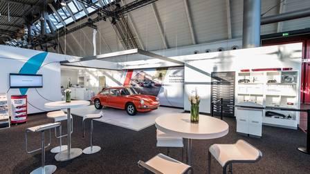 Porsche - Retro Classics Stuttgart