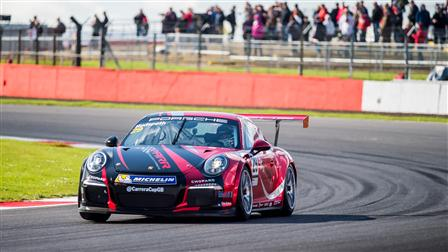 Porsche Carrera Cup Great Britain 2016