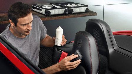 Gamme d'entretien White Edition par Porsche Tequipment