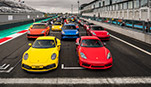 Porsche Mission - Homologation des Clubs Porsche