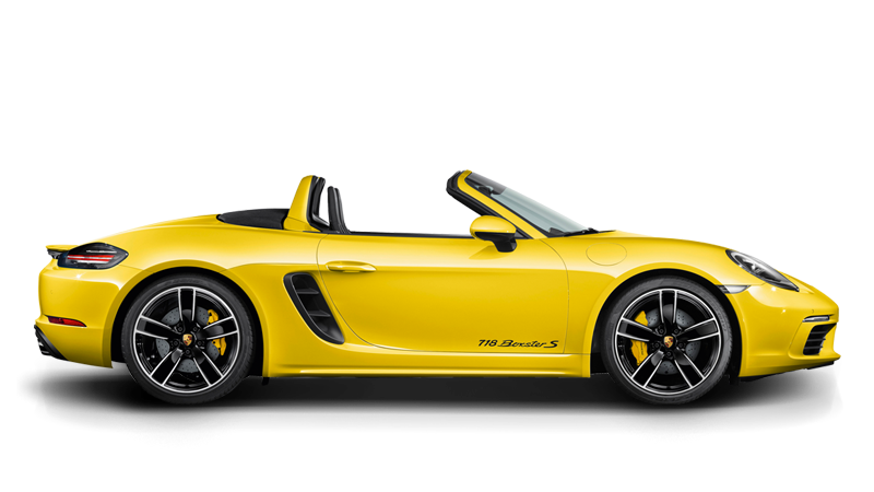 Porsche 718 Boxster Models - Exclusive 718