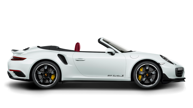 Porsche 911 Turbo -  Tequipment Genuine Accessories