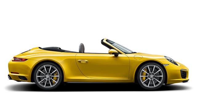 Porsche 911 カレラ 4S カブリオレ