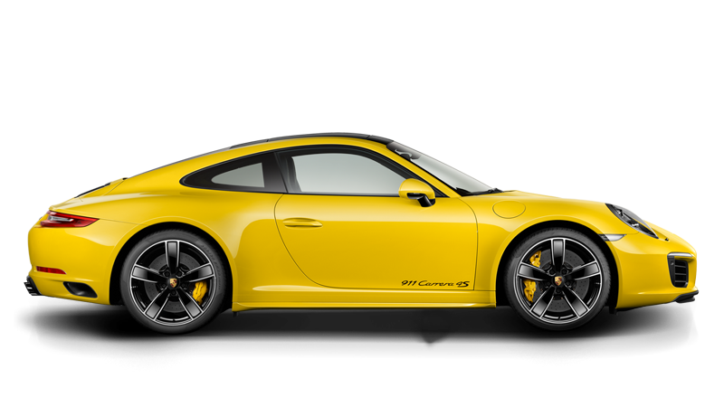 Porsche 911 Carrera 4S - Exclusive 911