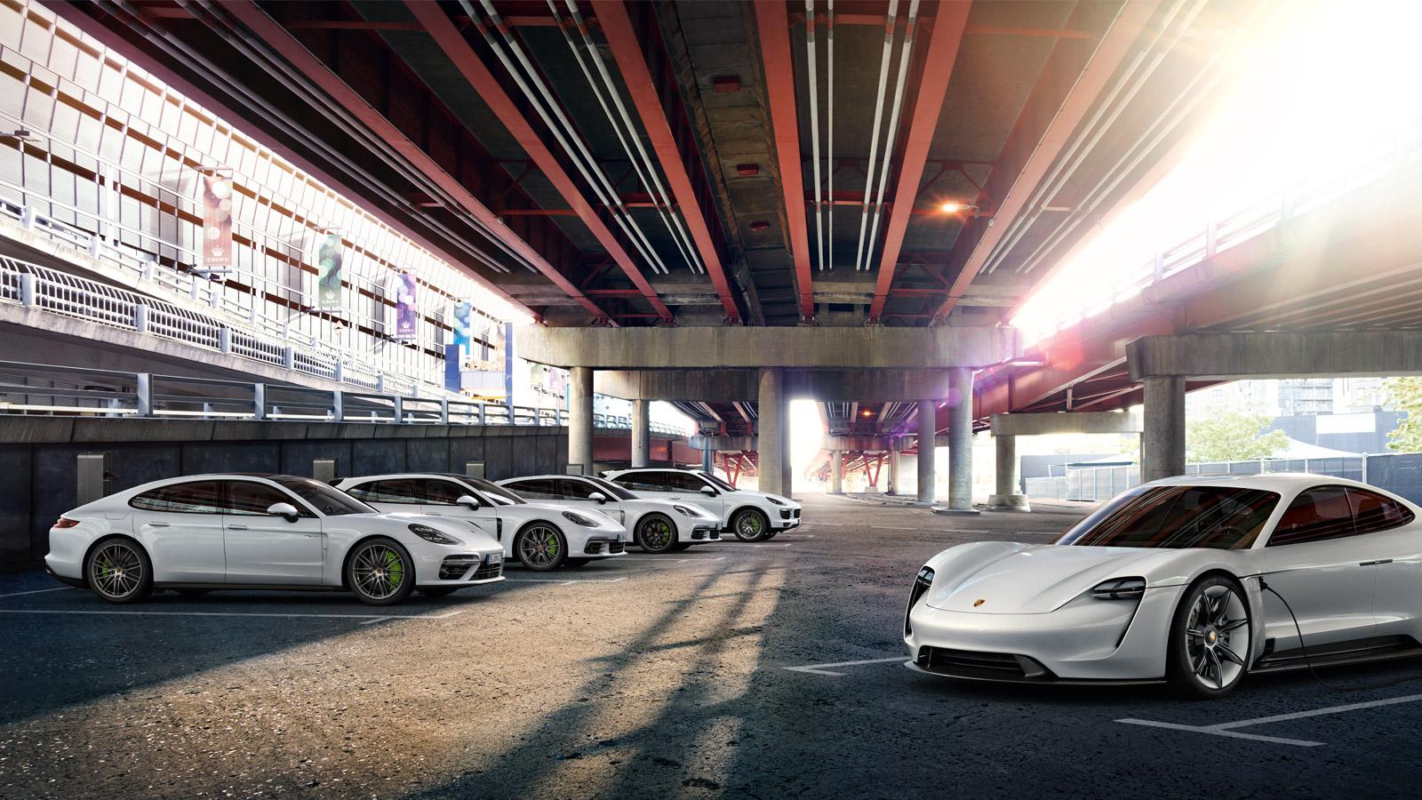 Porsche 6 faits relatifs à Porsche E-Performance
