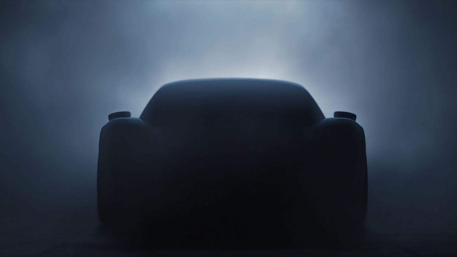 Porsche Mission E se convierte en Taycan.