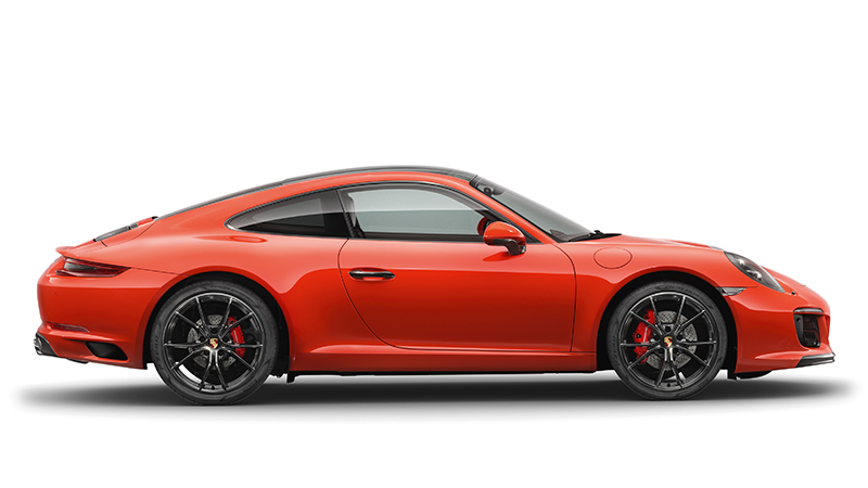 Porsche 911 Targa 4 Models - Exclusive 911