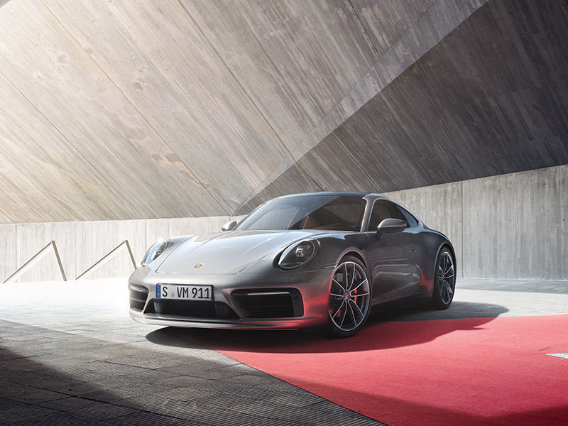 Porsche Der neue Porsche 911 – stärker, schneller, digital
