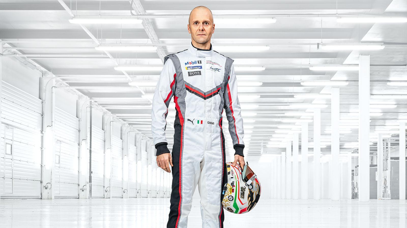 Porsche - Gianmaria Bruni ITA