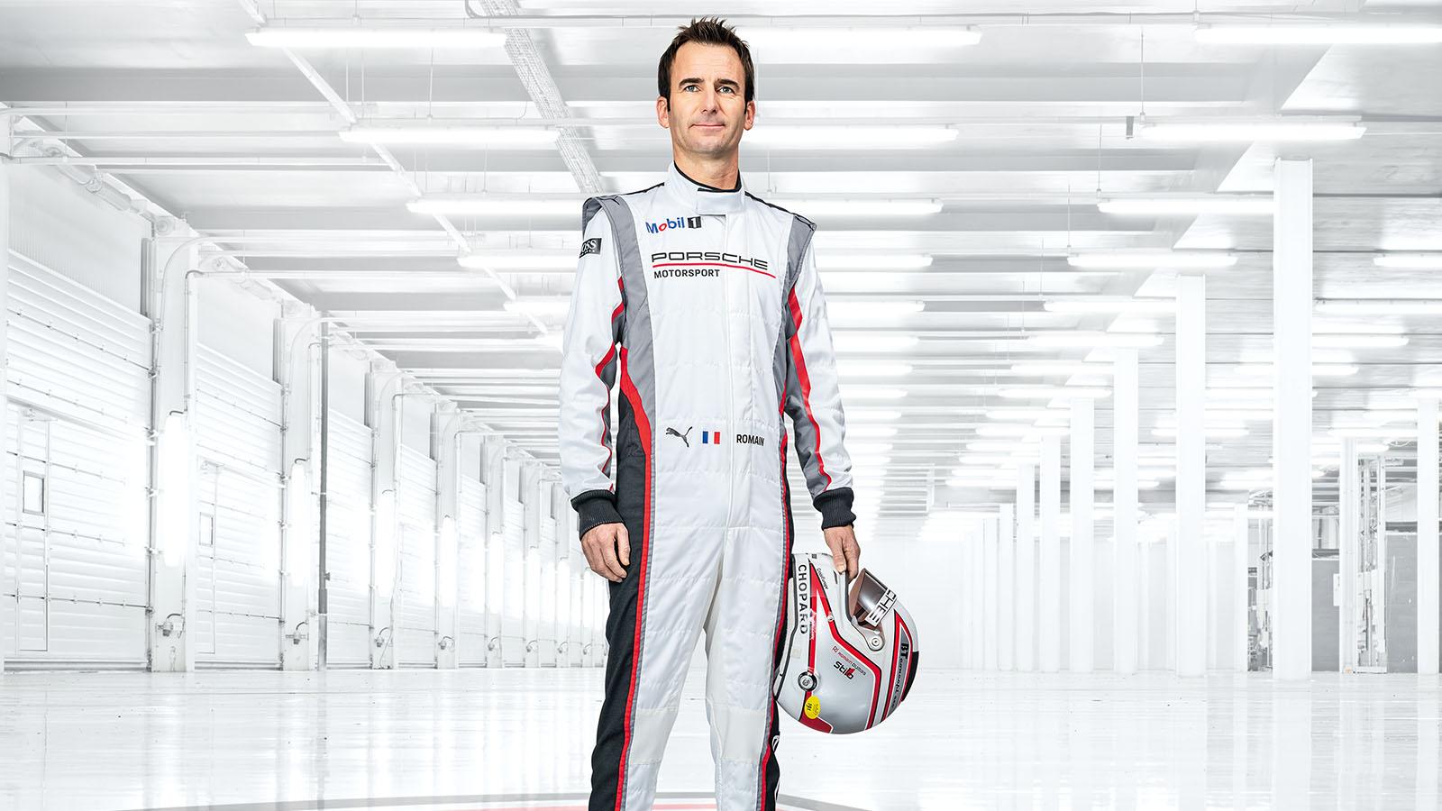 Porsche - Romain Dumas FRA