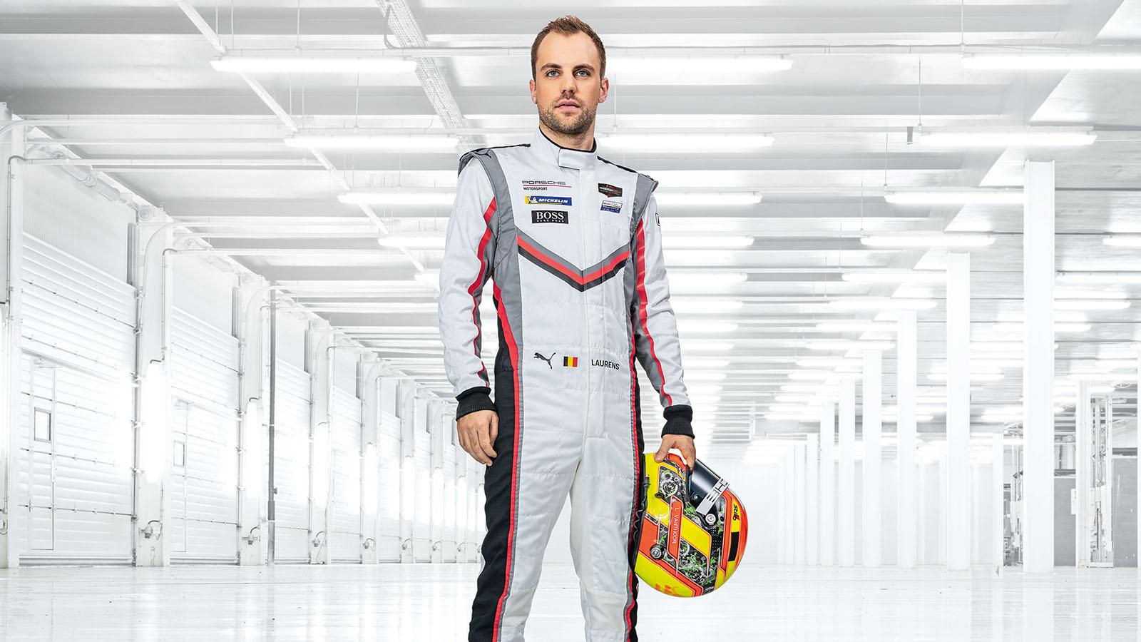 Porsche - Laurens Vanthoor BEL