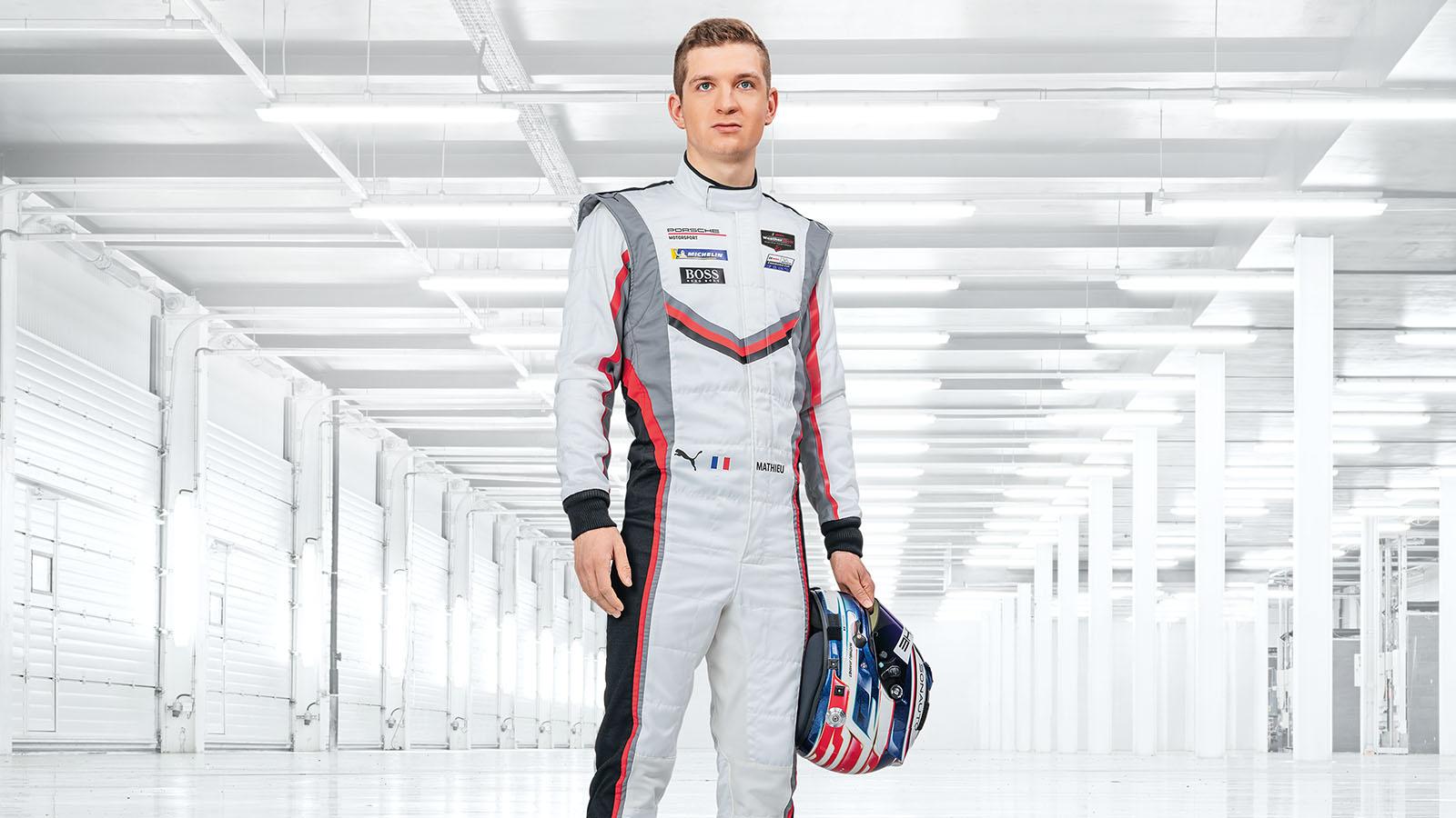 Porsche - Mathieu Jaminet FR