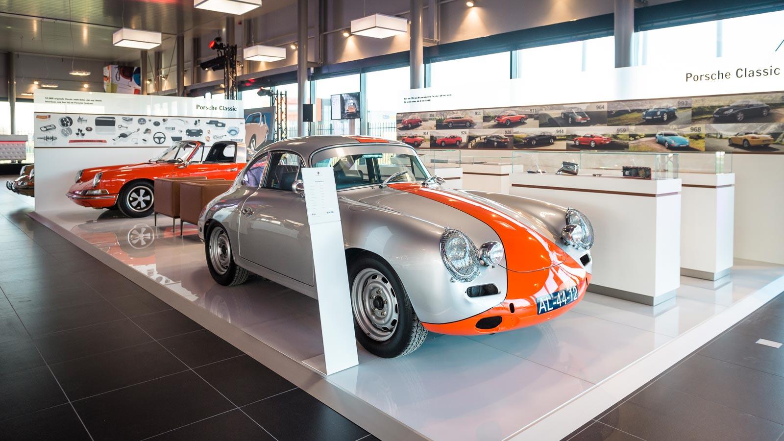 Porsche Classic Centre Gelderland