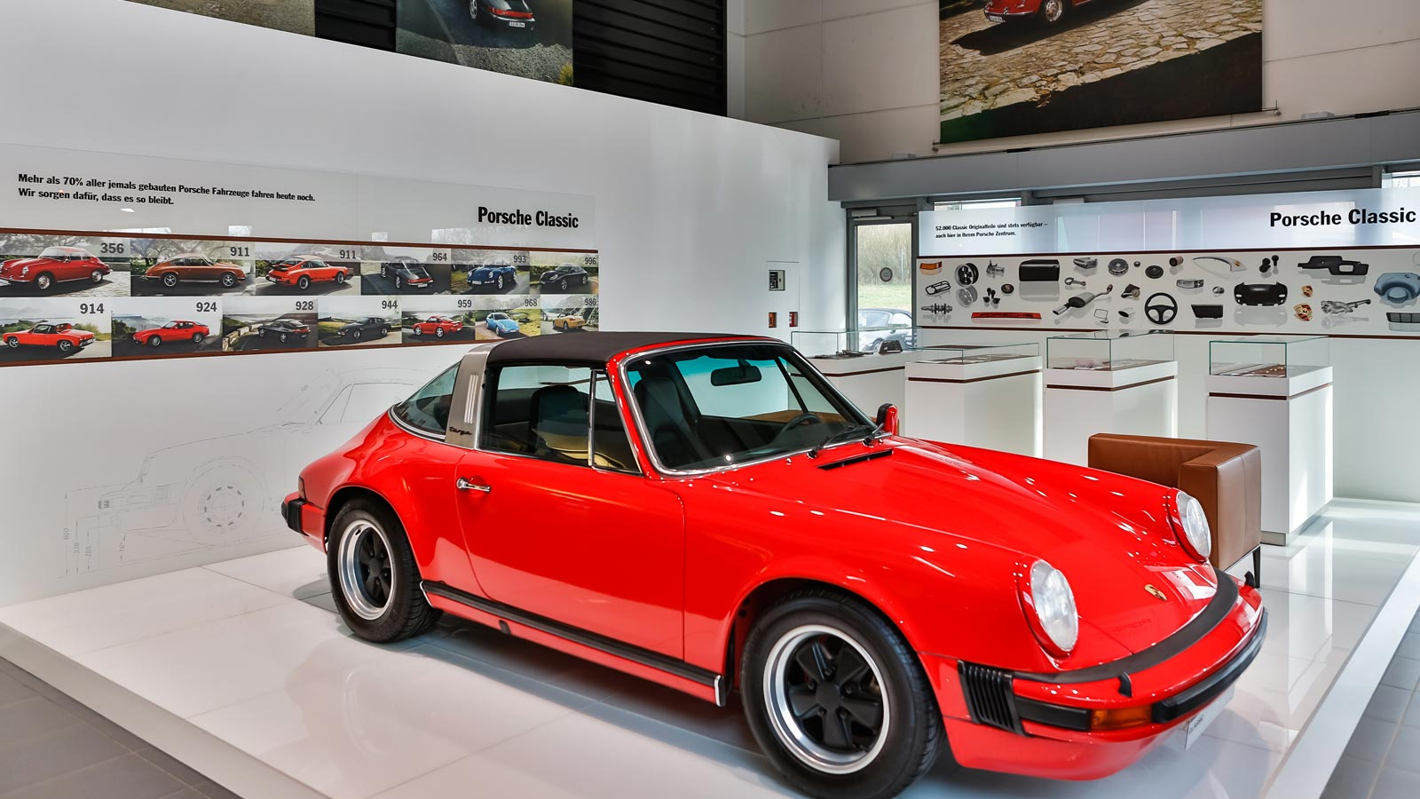 Porsche Centre Lëtzebuerg