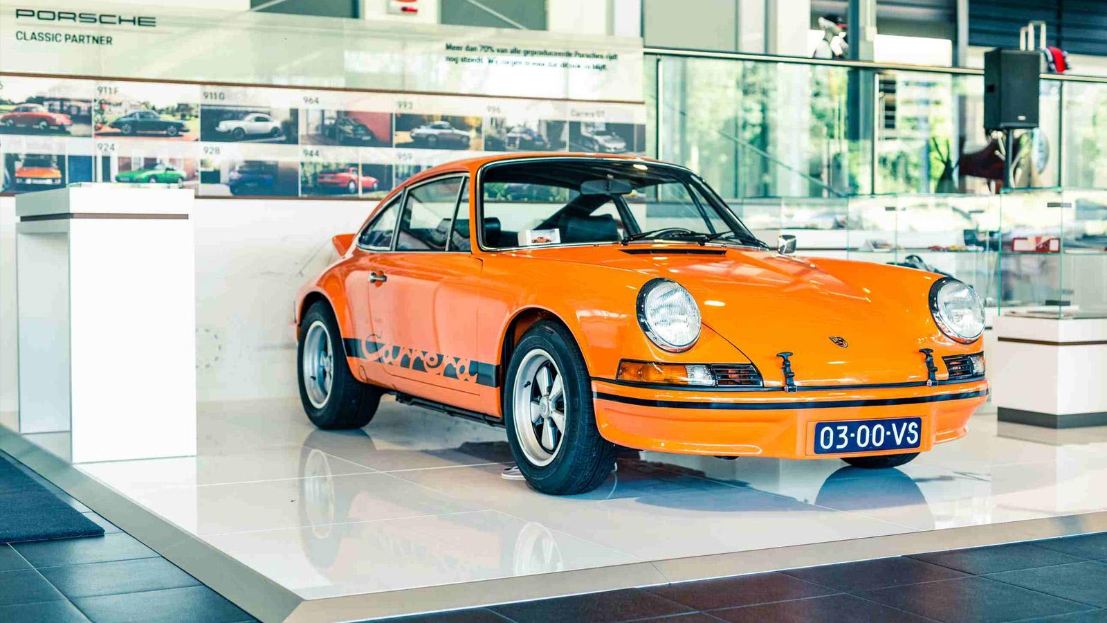 Porsche Centre Leusden