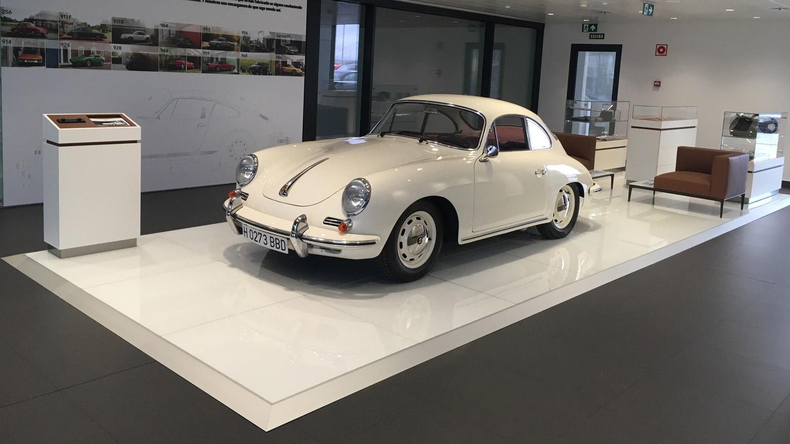 Porsche Centre Madrid Norte