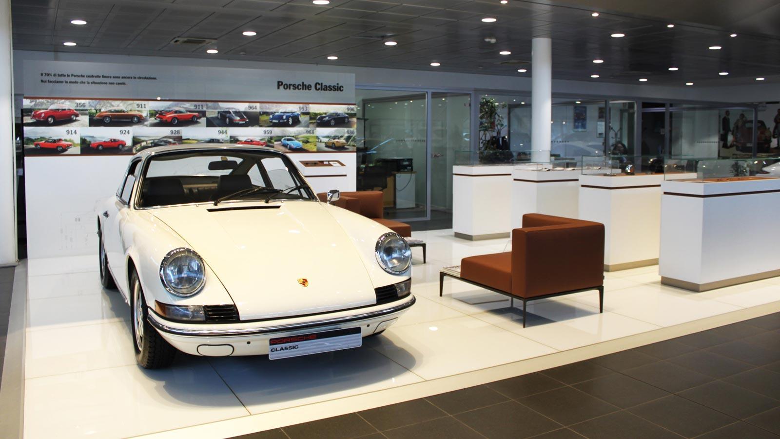 Porsche Centre Milano Est