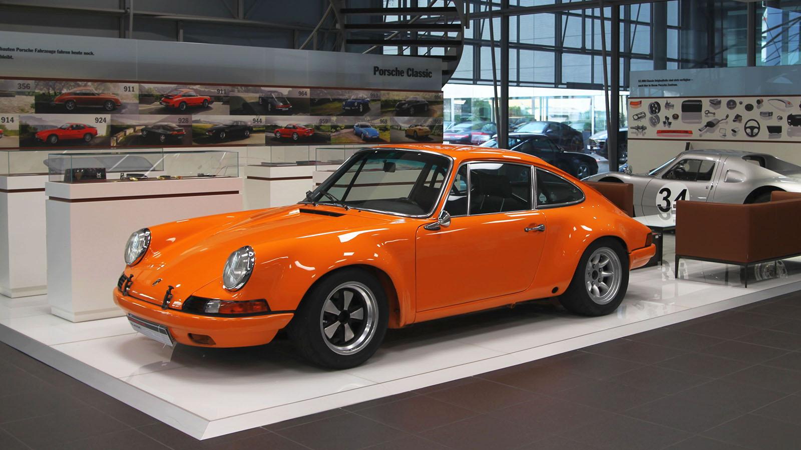 Porsche Zentrum München