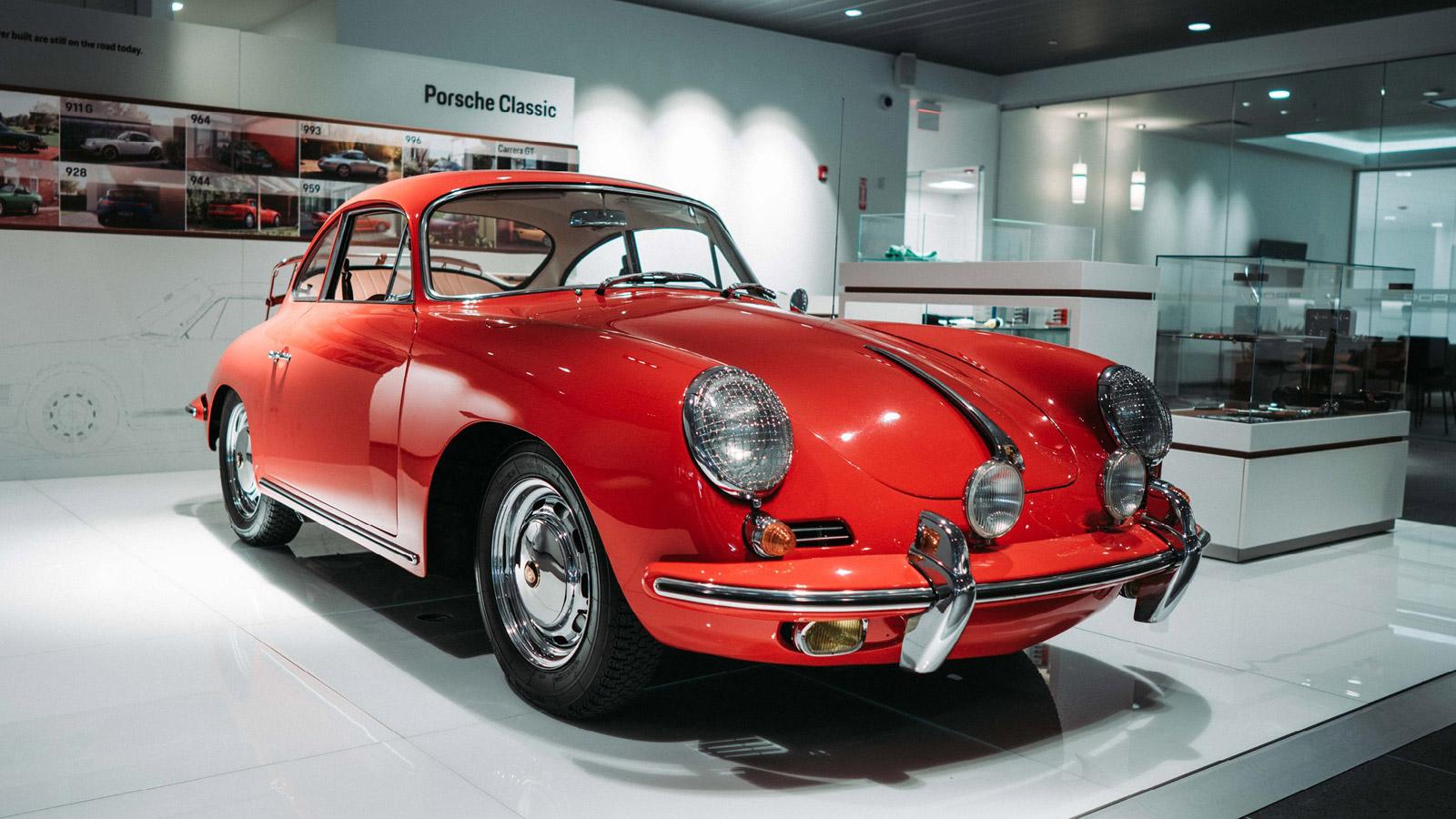 Napleton Westmont Porsche