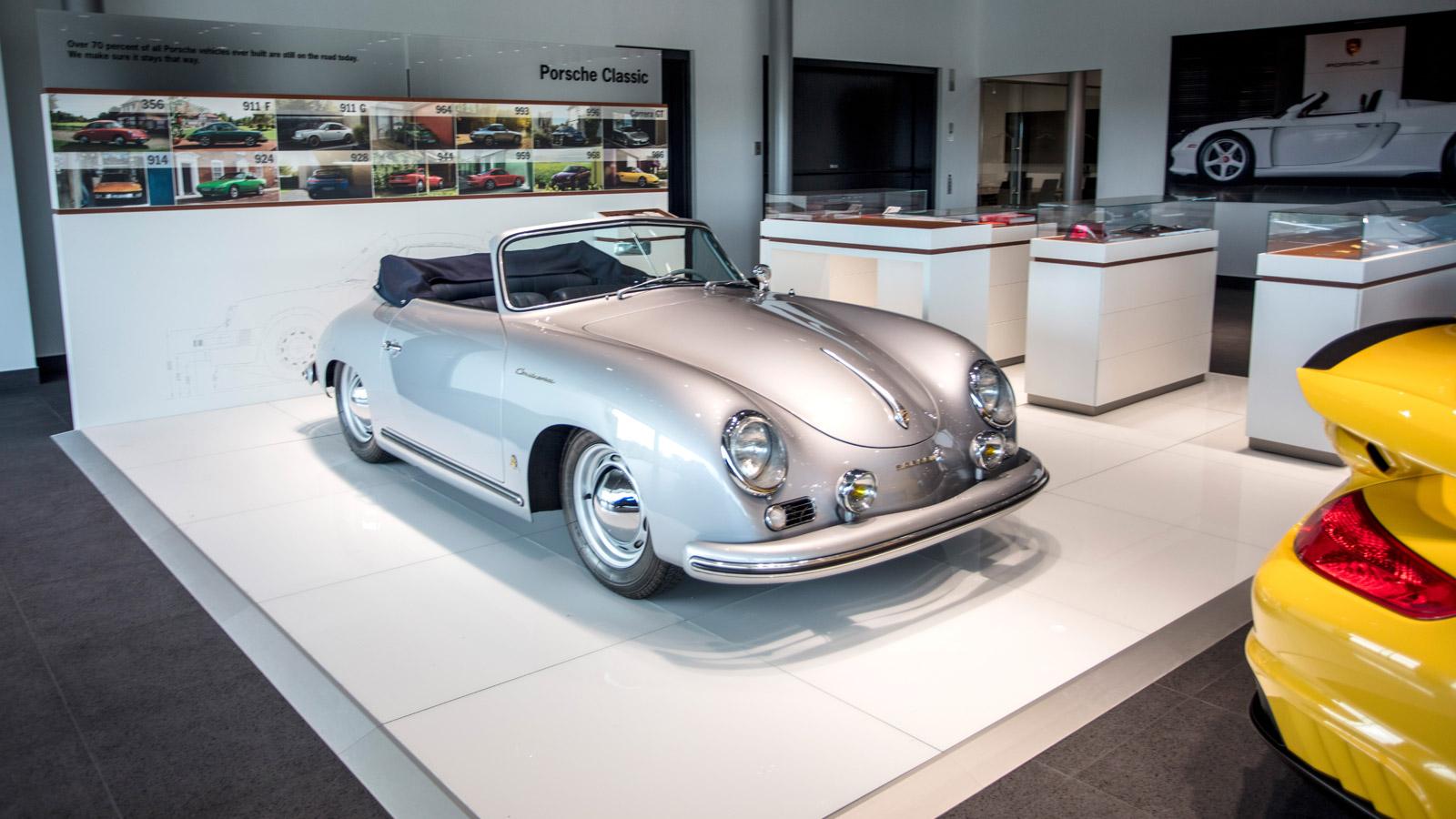 Porsche North Houston