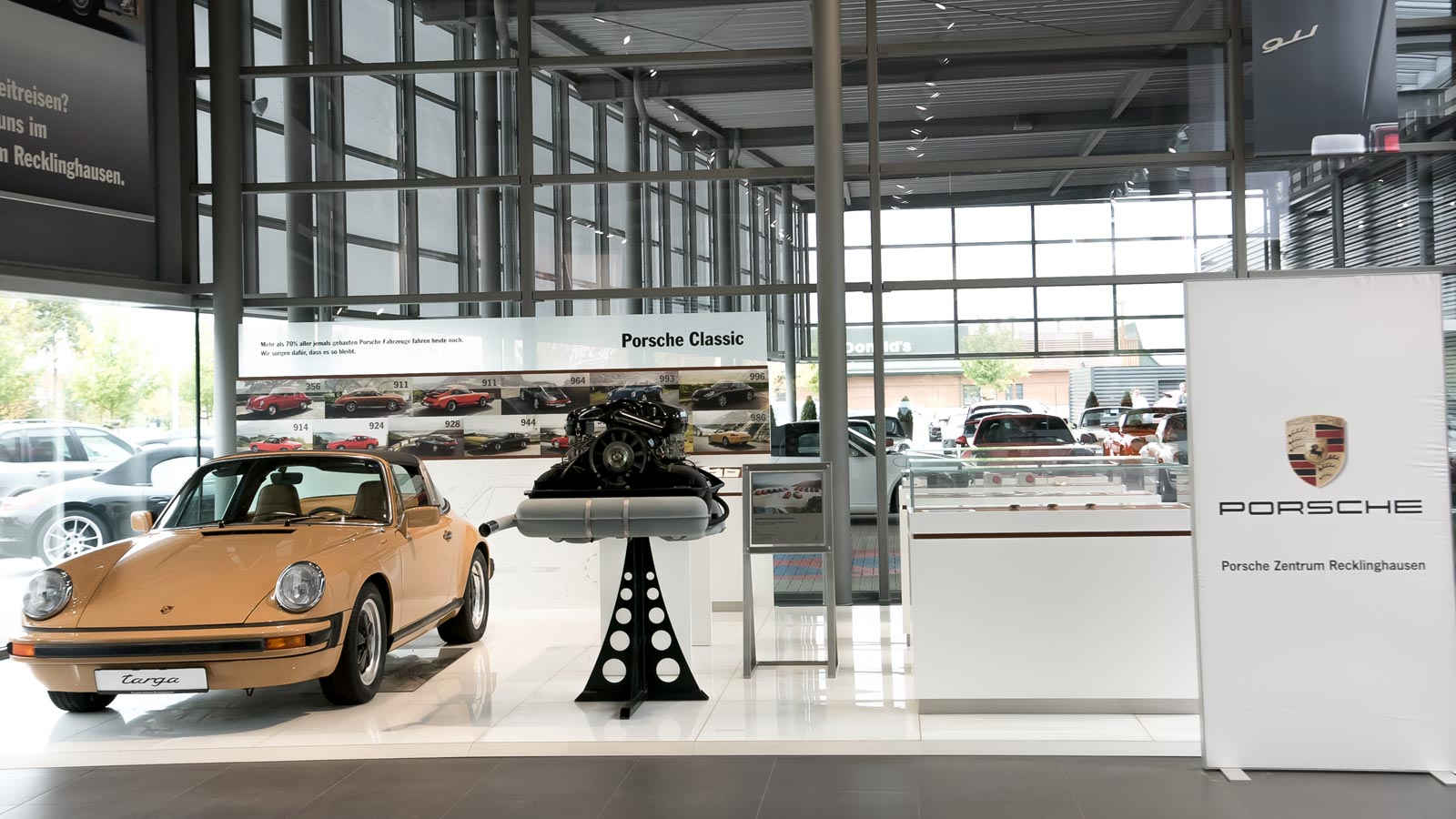 Porsche Zentrum Recklinghausen