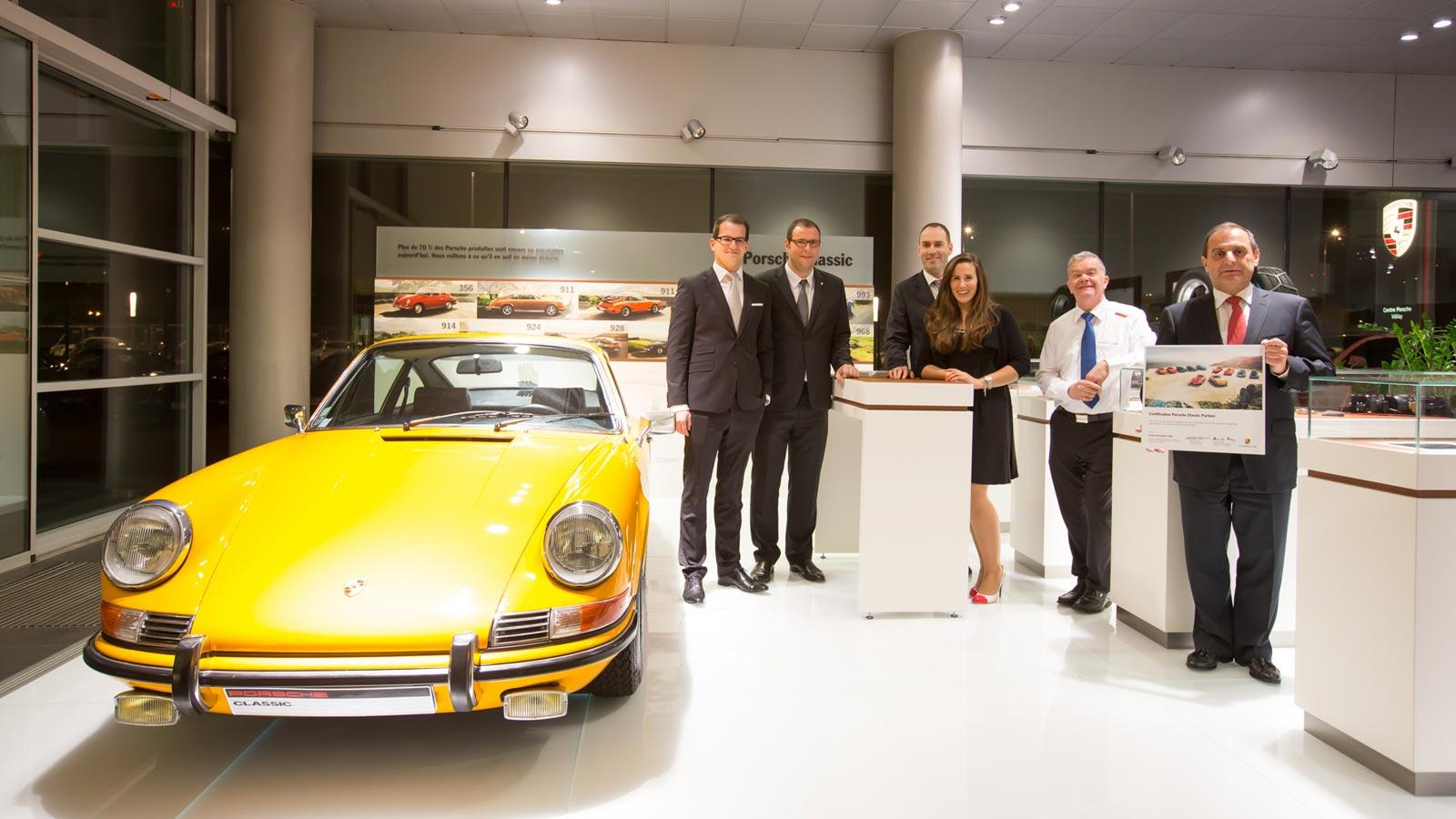 Porsche Centre Vélizy