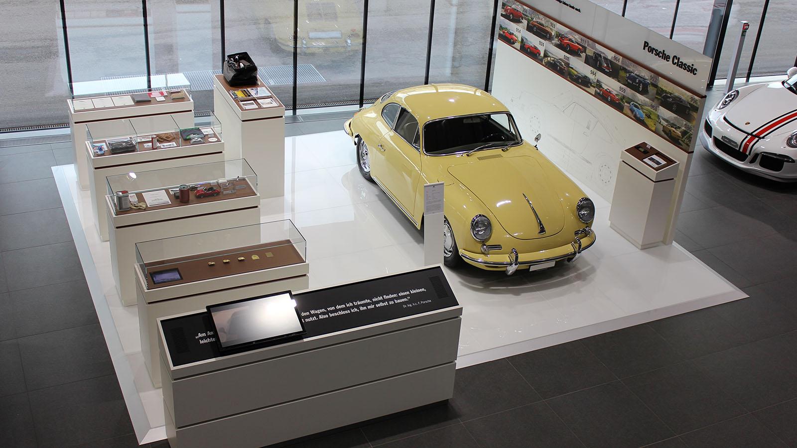 Porsche Centre Zürich