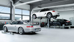 Porsche Offres de services - Certificats et attestations