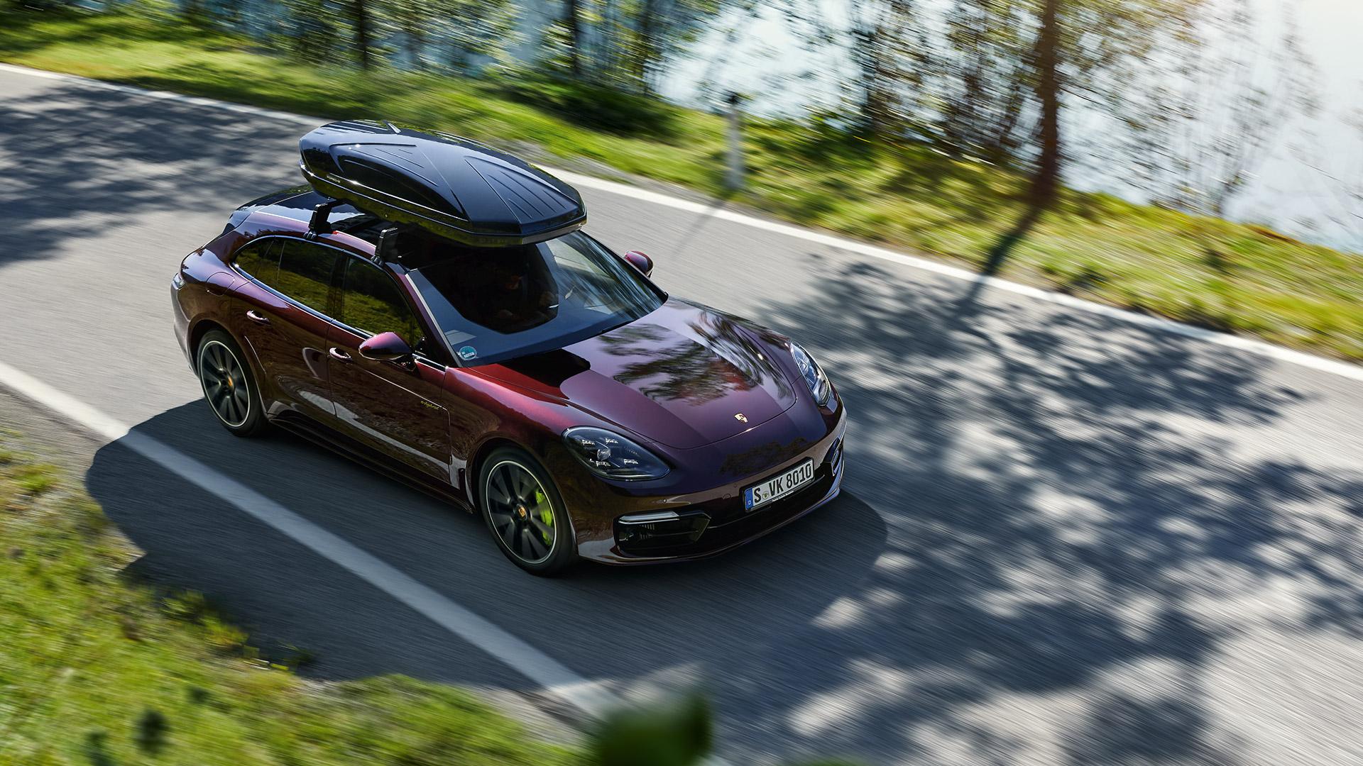 Porsche - Roof boxes